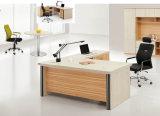 نمو بلوط [ل] شكل كبيرة ساحب [إإكسنأيشن] مكتب طاولة ([هإكس-نت3259])