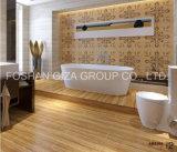 tuiles en bois de porcelaine de 200*900mm pour l'étage (GRM69003)