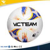 Talla 3 2 del PVC 1 mini balón de fútbol cosido a máquina