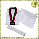 武道のユニフォーム、デラックスなTaekwondo Itf Dobok