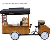 Используемая еда перевозит Bike на грузовиках кофеего для сбывания