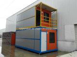 2016 Camere prefabbricate di vendita/prefabbricate mobili calde per zona di Construstion