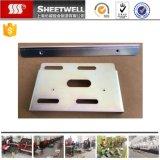 Soem-ISO-Blech-lochende Maschinen-kundenspezifische Herstellungs-Metalteile