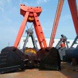 gru a benna marina della copertura superiore della gru delle corde 30t quattro