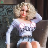 Poupée anglaise de fille de sexe de taille mince de qualité grande (158cm) Jl158-S1