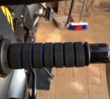 Isolation en caoutchouc de pipe de mousse de NBR pour le climatiseur
