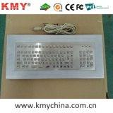 Миниая водоустойчивая клавиатура металла с численный кнопочной панелью (KMY299I-7)