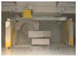 Máquina de processamento de pedra Multiblade do bloco para o granito/mármore da estaca