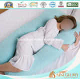 Form-Kissen-Mutterschaftsgroßhandelsschwangerschaft-Kissen des Polyester-U