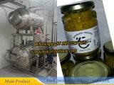 Autoclave de la esterilización para la carne y las habas conservadas