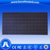 Módulo al aire libre de la visualización de LED del color rojo del alto contraste P10 SMD3528