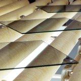 Vetro rinforzato calore per colore bianco supplementare di uso commerciale