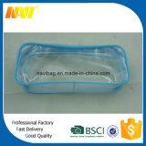 Voir à travers sac à crayons PVC transparent