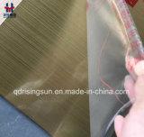 Plaque colorée matérielle de feuille d'acier inoxydable de levage d'ascenseur
