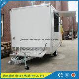 高品質の移動式食糧台所トレーラトラック