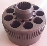Peças da bomba do motor do curso da máquina escavadora do equipamento de construção de KOBELCO (SK320)
