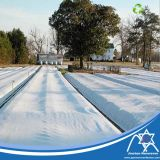 Tela ULTRAVIOLETA del Nonwoven de la cubierta al aire libre el 100% PP de la agricultura