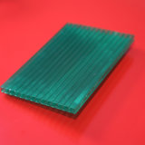 Le polycarbonate de toiture de serre chaude couvre la garantie de 10 ans