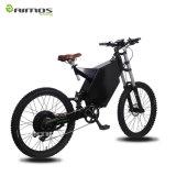 Bicicleta eléctrica rápida estupenda de la fuente rápida 48V 2000W de la fábrica de Aimos con el neumático de la montaña