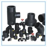 Pipe en plastique pour le traitement des eaux de rebut, diamètre 110~630mm de pipe de HDPE