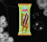 Saco de comida personalizado Saco de plástico com embalagem selada de gelado