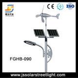 5 лет уличный фонарь гарантированности и ветра 40W гибридный солнечный