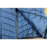 A forma por atacado das mulheres veste revestimentos acolchoados ao ar livre azuis do inverno