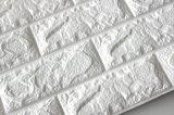 Painel de parede autoadesivo da espuma 3D do papel de parede XPE impermeável