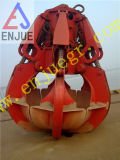 Electric Hydraulic Orange Peel Grapple Motor Hidráulica Rock Grab
