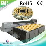 벽면 또는 기계 UV 평상형 트레일러 인쇄 기계를 인쇄하는 문 피부