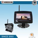 7 drahtloser Monitor des Zoll-4CH 2.4G Digital und Backup-Kamera für Pflug, Schlussteil, LKW, Stall-Anblick