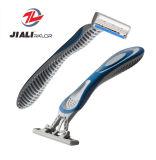 かみそりを剃る新しい三重の刃の使い捨て可能な表面