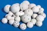 El uso poroso de las bolas de la porcelana para la industria