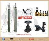 Prese/sistema di sollevamento/martinetto idraulico per i serbatoi