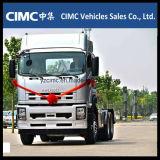 Moteur d'Isuzu 6X4/camion d'entraîneur/tête d'entraîneur