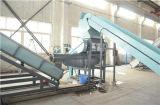 De plastic Machine van het Recycling van de Fles voor PE PLA van pp