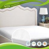 80%Cotton表面の通気性の防水マットレスの保護装置