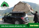 weg von Straßen-Abenteuer-kampierendem Familien-Auto-Dach-Oberseite-Zelt