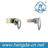 Yh9690 Serrure de poignée de porte en armoire en métal électrique