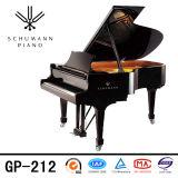 Schumann (GP-212) Schwarz-großartiges Klavier-Musikinstrumente