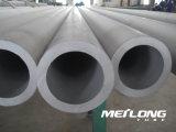 Aislante de tubo del acero inoxidable de En10216-5 X7crninb18-10 1.4912