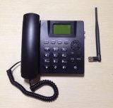 2g oder 3G GSM/WCDMA örtlich festgelegtes drahtloses Tischplattentelefon mit FM Radio und TNC multi Sprache