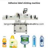 Machine van de Etikettering van de Sticker van de Fles van de Wasserij van het Bier van het glas Detergent Zelfklevende