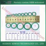 De Verzegelende O-ring van uitstekende kwaliteit van het Silicone NBR Viton