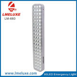 60PCS indicatore luminoso ricaricabile di emergenza LED