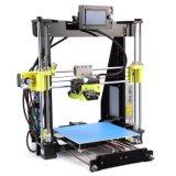 Stampante da tavolino veloce di funzionamento facile del prototipo DIY Fdm 3 D di Reprap Prusa I3
