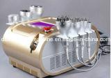 7 в 1 фотона RF кавитации машине красотки потери веса RF ультразвукового мультиполярной