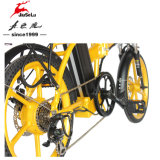 """сплав батареи лития 36V 20 """" алюминиевый складывая электрический велосипед (JSL039X48-7)"""