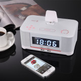 Station d'accueil Bluetooth Mutifunctional Radio Digital Clock