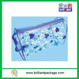 Sac bon marché de PVC d'achats de vente d'usine
